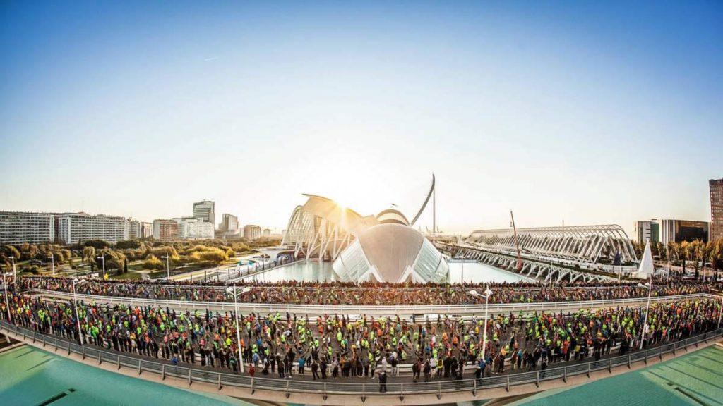 Maratón de Valencia y 10k