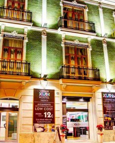 Hostel-Valencia-Urban